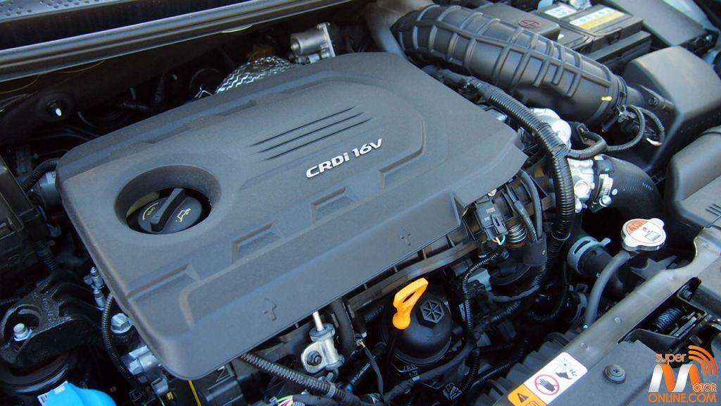 Al volante del Kia Ceed SportsWagon Tech 2016 58-spm