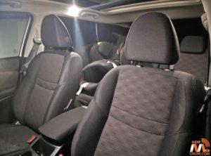 Al volante del Honda HR-V vs Nissan Qashqai 17-spm