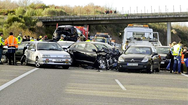 ¿Cómo hacer un parte amistoso en caso de accidente de tráfico?