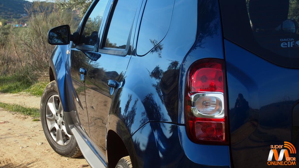 Al volante del Dacia Duster 4x4 2017